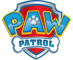 One vector badge. Paw patrol logo download