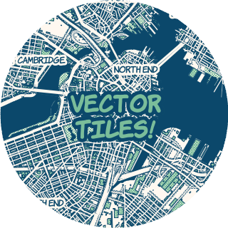 @ vector. Tiles for mapbox streets