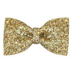 1 clipart gold glitter. Bow