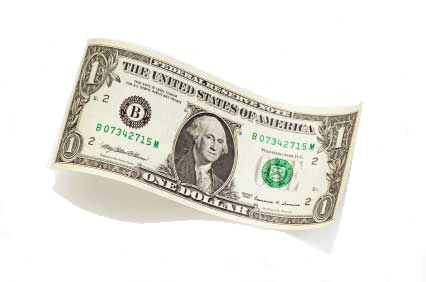 1 dollar bill png. Saving money archives for