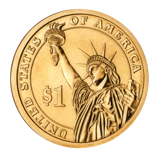 1 dollar png. Coin transparent image pngpix