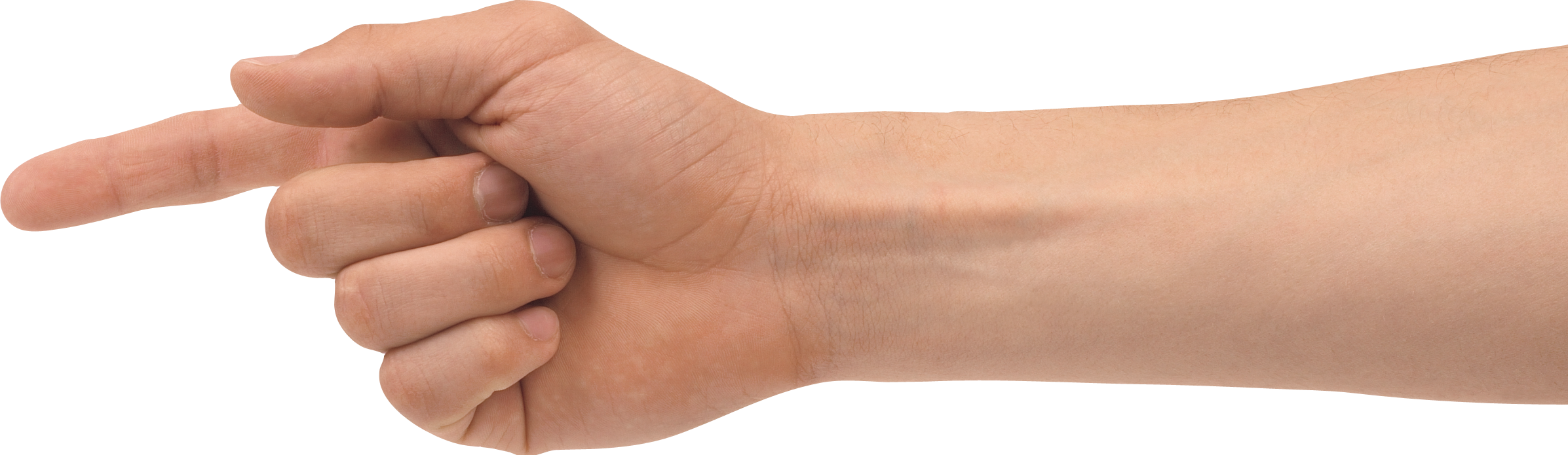hand and arm png