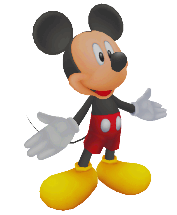 1 mickey mouse png. Image playstation all stars