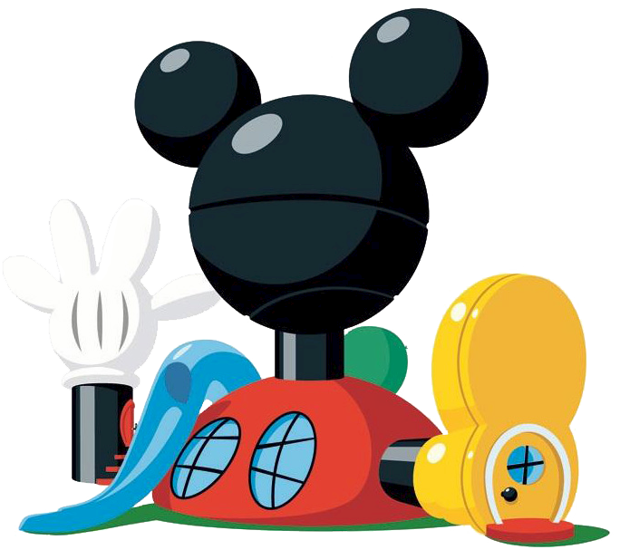 1 mickey mouse png. Clubhouse free clipart