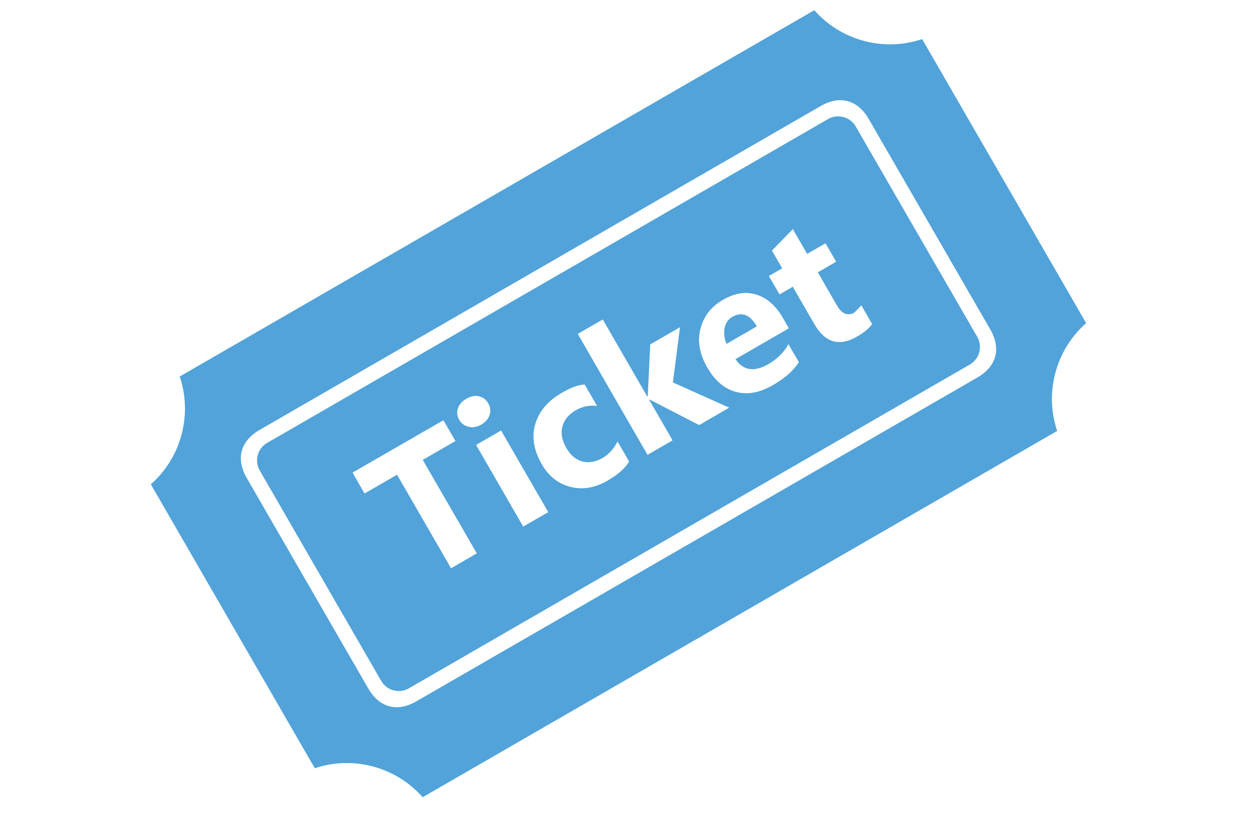 ticket logo png