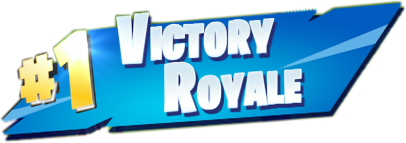 #1 victory royale png. Freetoedit sticker by