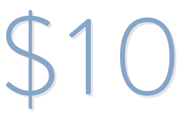 $10 png donation. To western resource