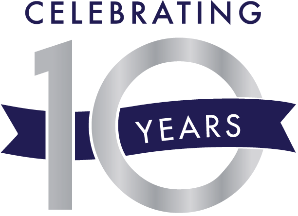 10 year celebration png. Th anniversary laland