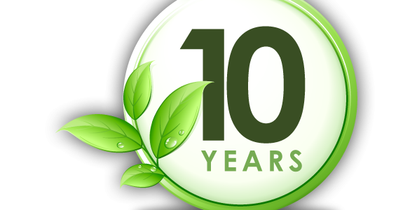 10 year celebration png. Sozo nutritional health consulting