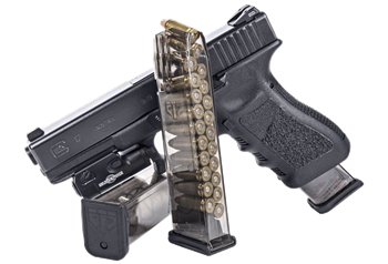 100 clip 9mm. Ets group glock magazines