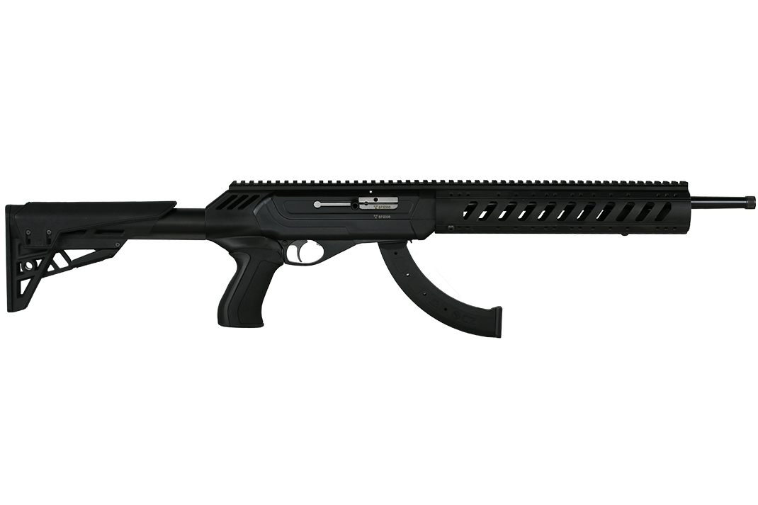 100 clip assault rifle. Cz usa tactical