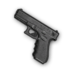 100 clip glock 18. P c playerunknown s