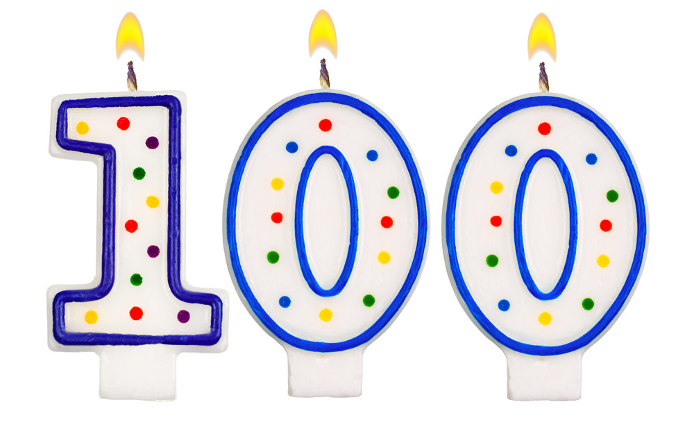 100th of clipart anniversary. Th celebrations you