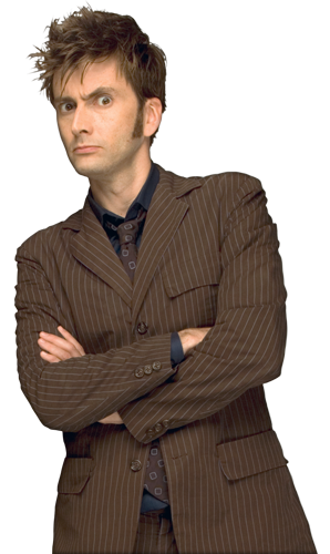 10th doctor png. Who the complete history