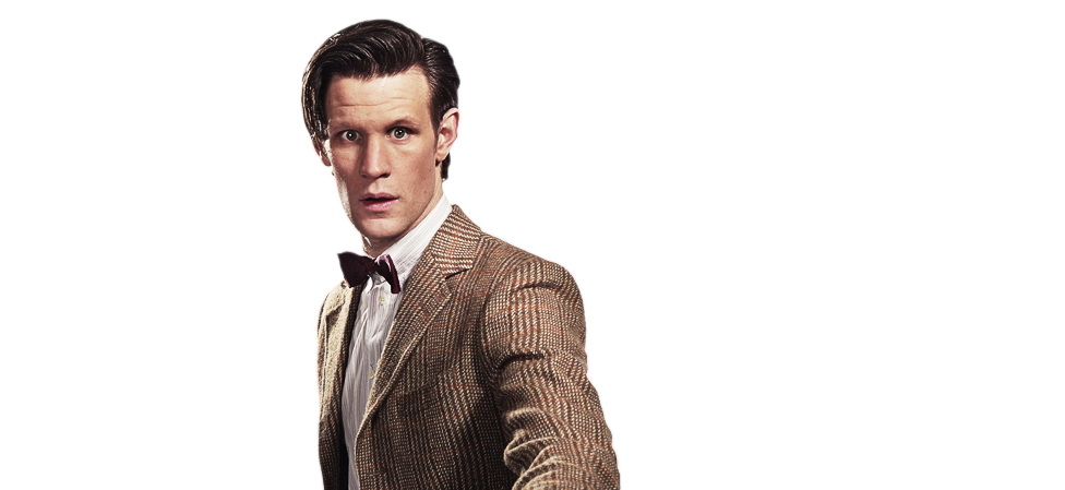 11th doctor png. Image the eleventh who