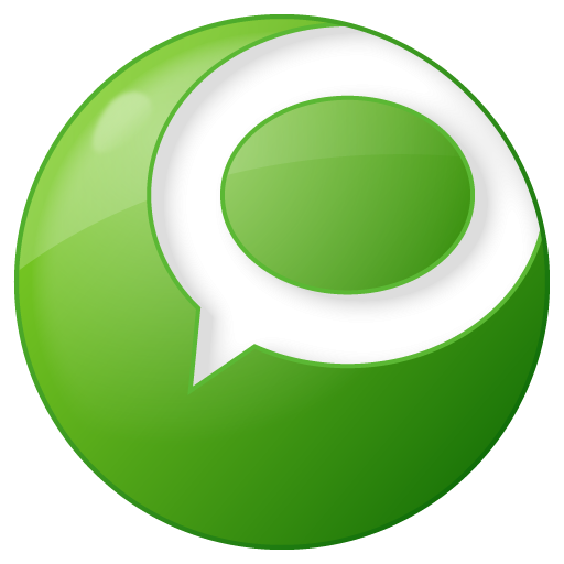 128x128 png icons. Social technorati button green