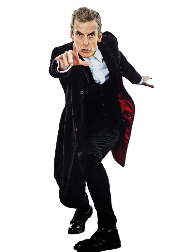 12th doctor png. Image th ben fan