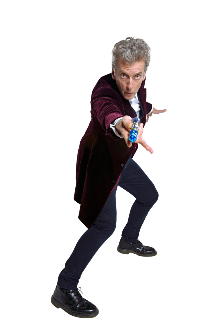 12th doctor png. Th with new
