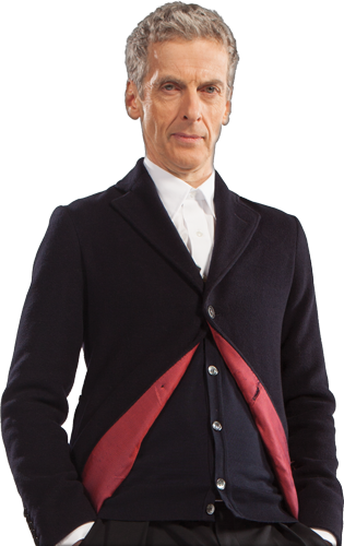 12th doctor png. Who the complete history