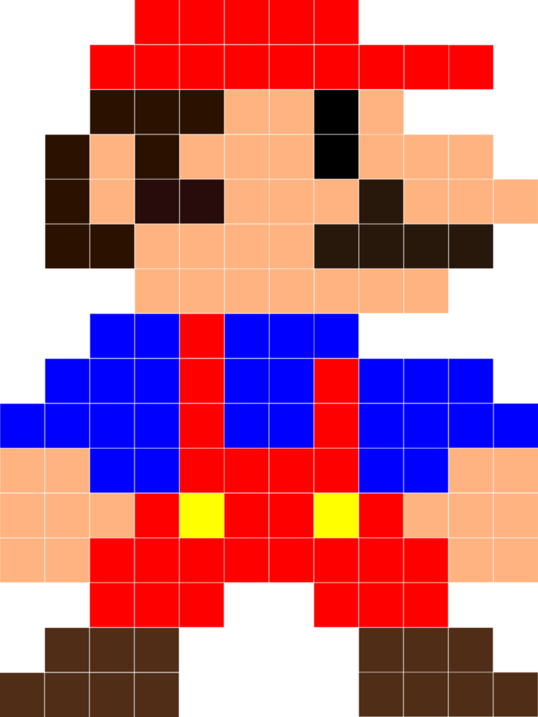 16 bit mario png. Images google search