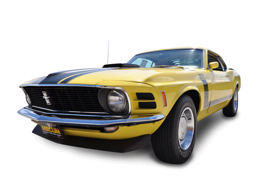 1970 muscle cars png. The shed automobile museum