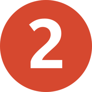 signs vector number 2
