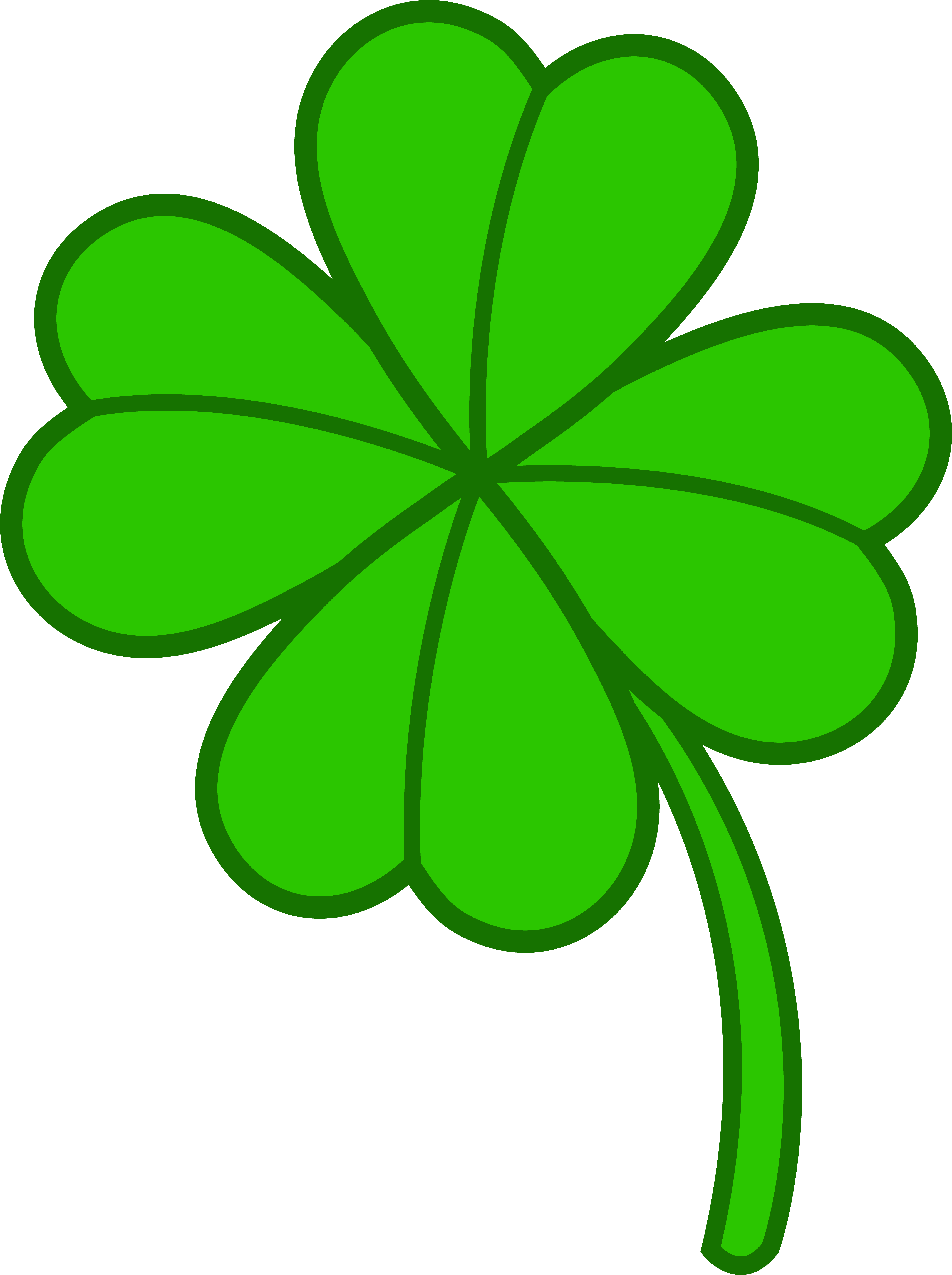 vector clover file