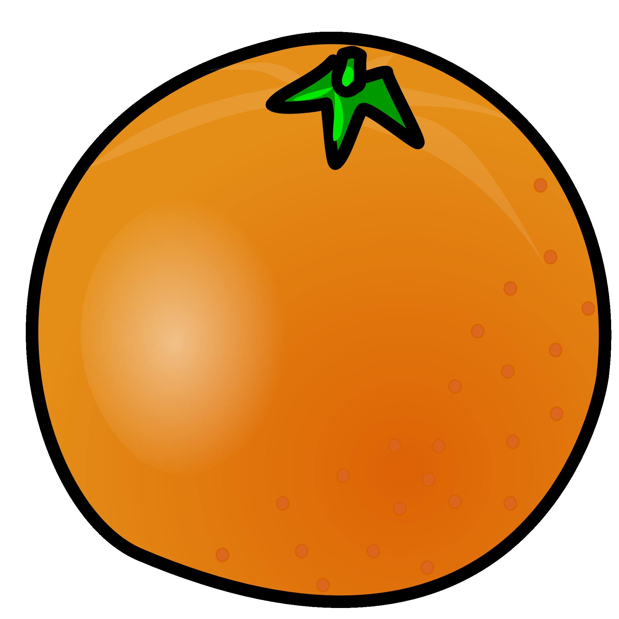 2 clipart orange. Fresh design digital collection