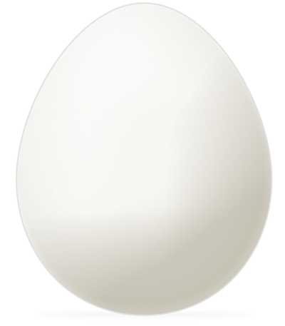 2 eggs png. Egg two isolated stock