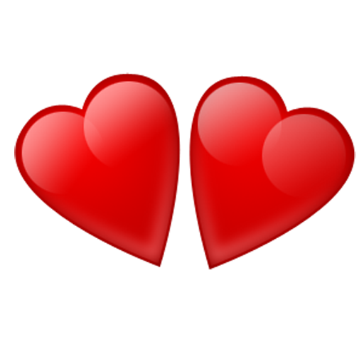 Two images in collection. 2 hearts png banner transparent library