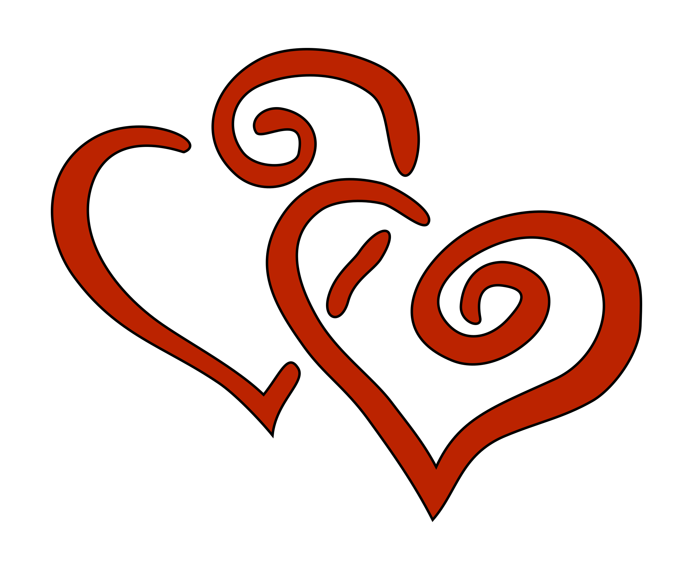 2 hearts png. Icons free and