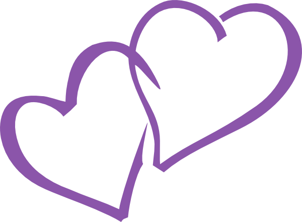 2 hearts png. Clip art at clker