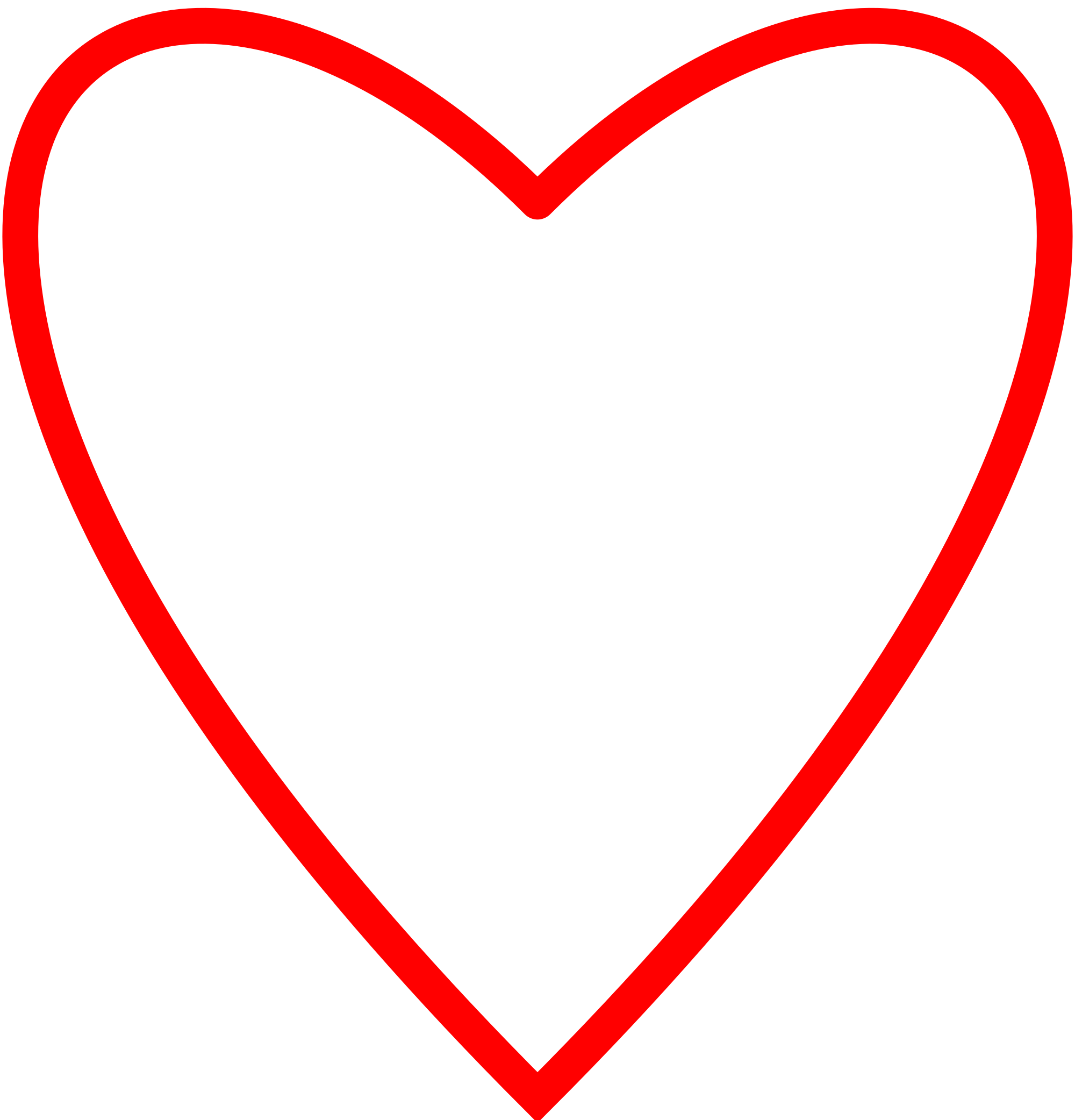 File bezier heart wikimedia. 2 svg hearts clip black and white library