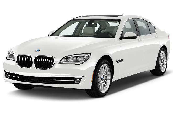 2014 bmw 7 series png