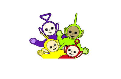 Teletubbies new by mcdnalds. 2016 clipart hello svg free