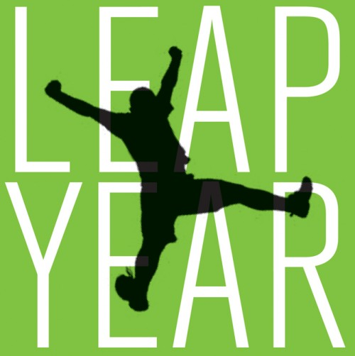 2016 clipart leap year. The cool science dad