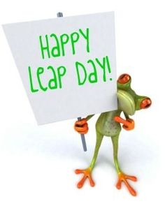 2016 clipart leap year. The weird facts behind