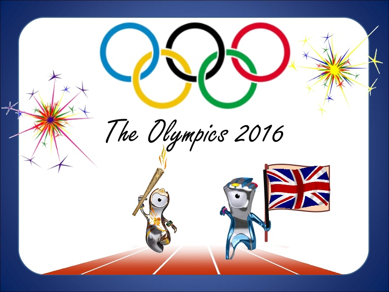 Games . 2016 clipart olympic rio banner black and white download