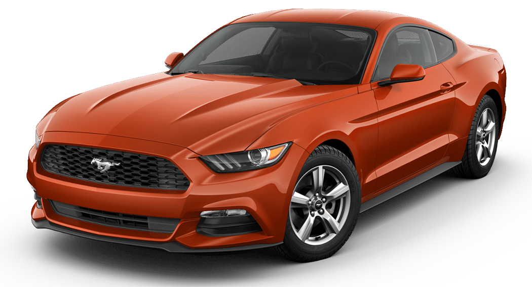 2016 ford mustang png. Model information in