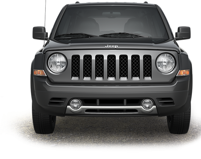 2016 jeep patriot png. Muscular exterior features
