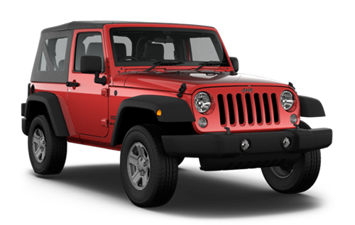 red jeep png