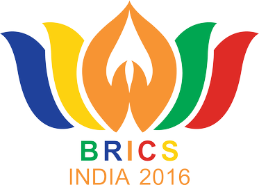 2016 logo png. Th brics summit