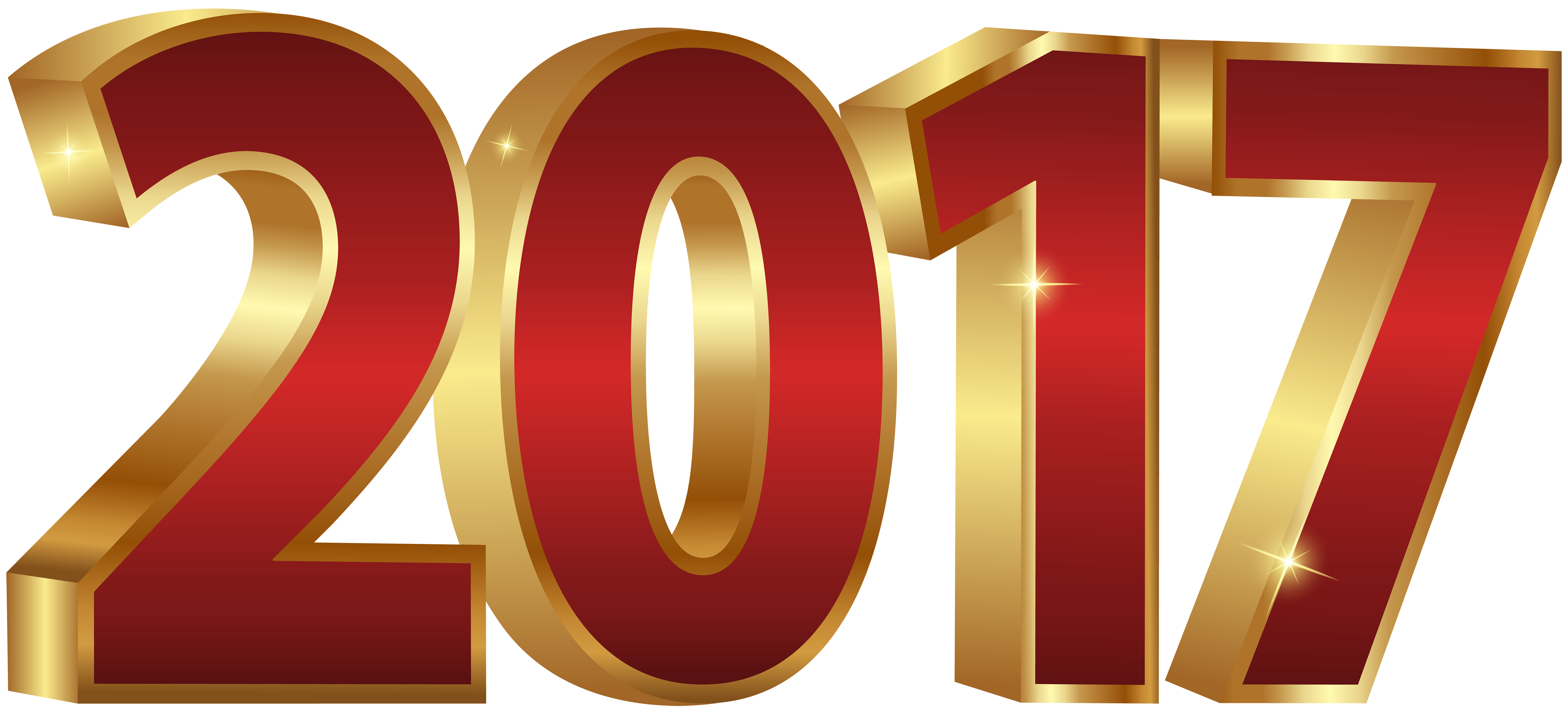 2017 clipart 2017 number. Free clip art download
