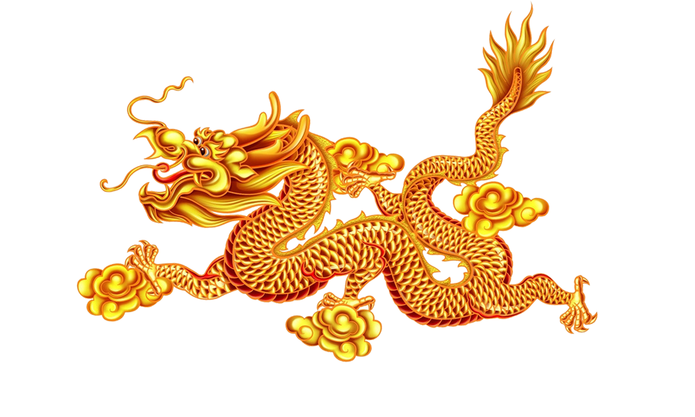 2017 clipart golden rooster. And dragon images gallery
