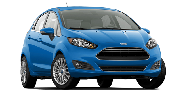 ford fiesta png