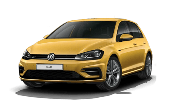 Volkswagen drawing citi golf