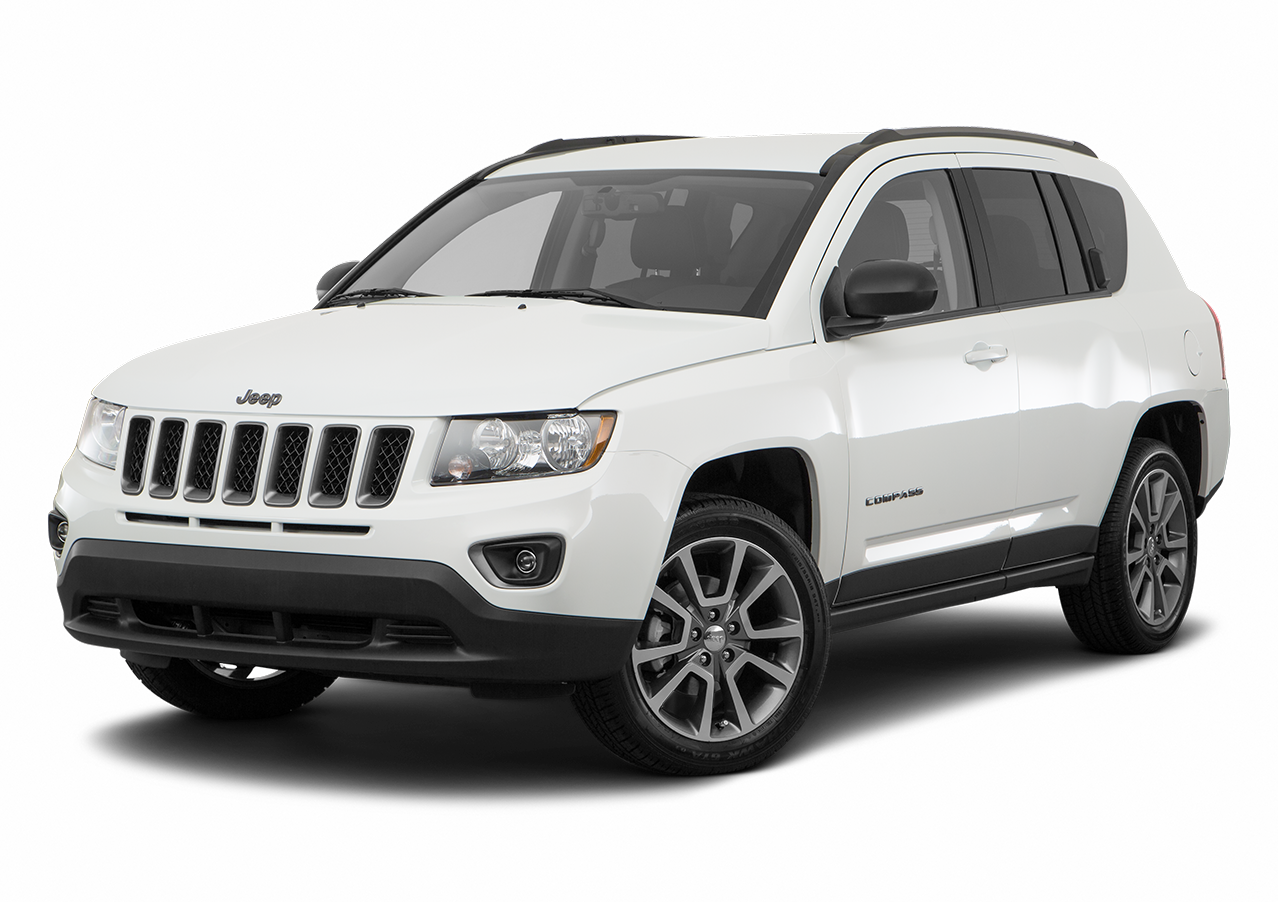 2017 jeep compass png. In depth model