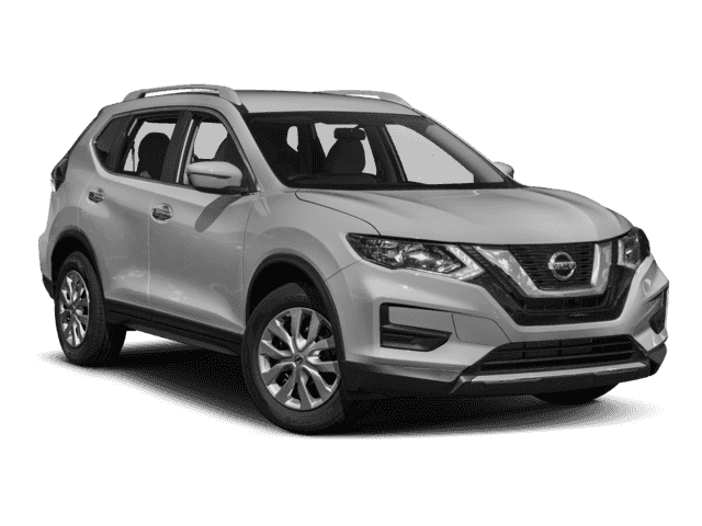 2017 nissan rogue s png