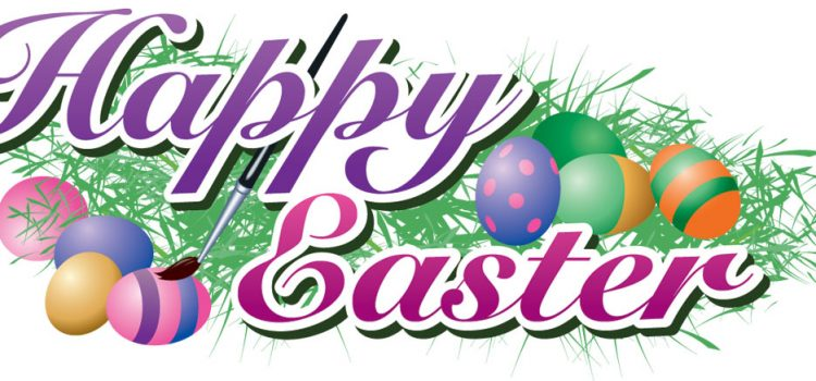 2018 clipart easter monday. Happy signs clip art