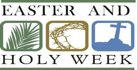 2018 clipart holy week. Picture easter and